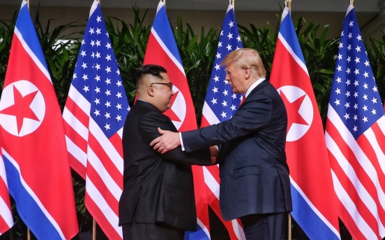 Kim's letter to Trump sparks hopes for dialogue