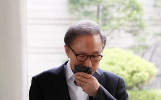 Prosecution brings additional Samsung bribery charges against Lee Myung-bak