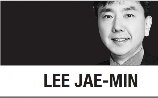 [Lee Jae-min] A whale of a departure