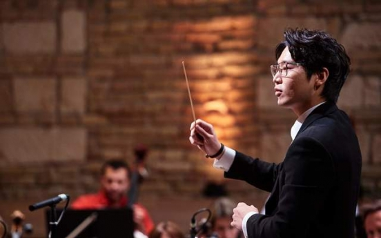 [Herald Interview] Young composer-conductor excited about Seoul-Paris premiere