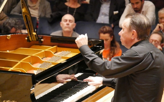 Pianist Mikhail Pletnev to perform in Seoul