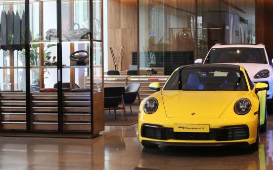 Porsche Korea opens world's 8th studio in Gangnam
