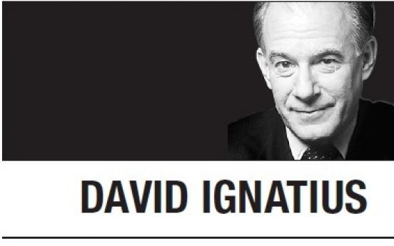 [David Ignatius] Shanahan's departure ill-timed