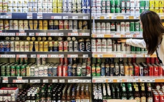 Koreans drinking more Chinese beer