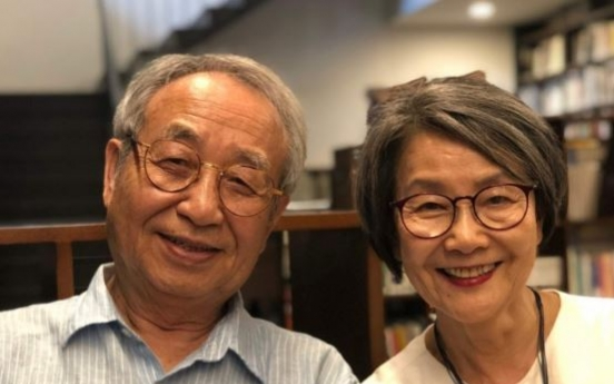 [Herald Interview] Korean grandparents' Instagram love letters to grandkids