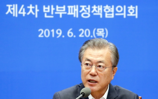 Moon to meet Chinese, Russian leaders at G-20