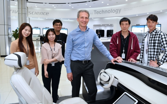 [Foreign Execs in Korea: 2] Hyundai Mobis seeks to build confidence, forge new partnerships for growth