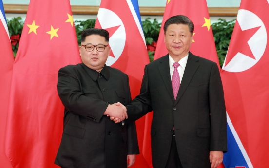 Kim, Xi agree to expand ties whatever external situation: NK media