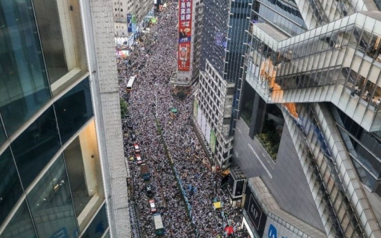 China 'won't allow' G20 discussion on Hong Kong