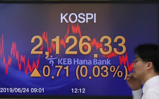 Kospi to see relief rally ahead of G20 summit