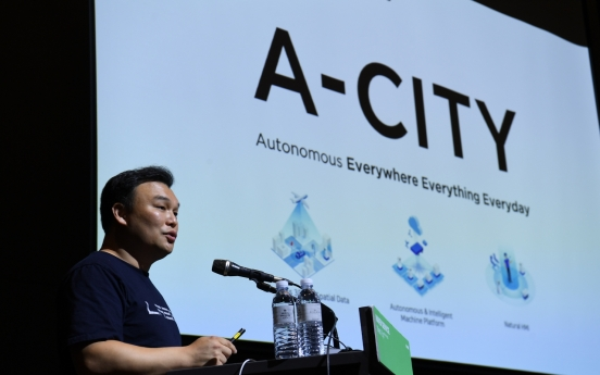 Naver plans superaccurate map for self-driving