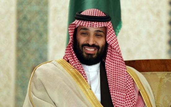 Moon, Saudi crown prince set to hold summit