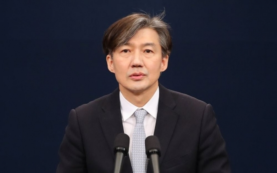 [Newsmaker] Cho Kuk mulled for justice minister