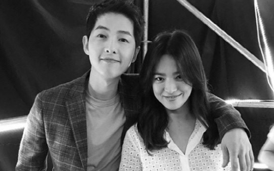 Song Hye-kyo says divorce comes after 'careful thinking'
