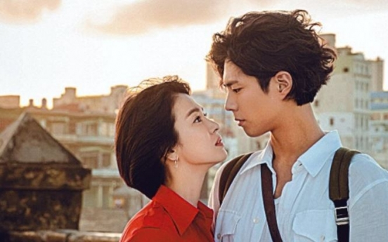 Song Hye-kyo, Park Bo-gum's latest drama, 'Boyfriend,' gets renewed attention