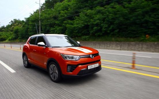 [Behind the Wheel] Very New Tivoli runs quieter despite stronger engine