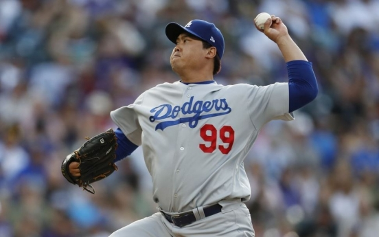 Dodgers' Ryu Hyun-jin expected to start 1st All-Star Game