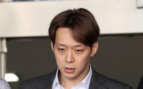 [Newsmaker] Singer-actor Park Yoo-chun given suspended sentence for drug use