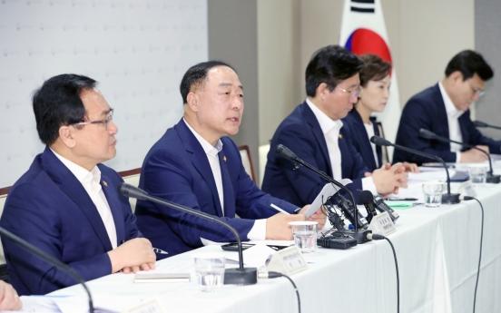S. Korea lowers growth forecast to 2.4-2.5%