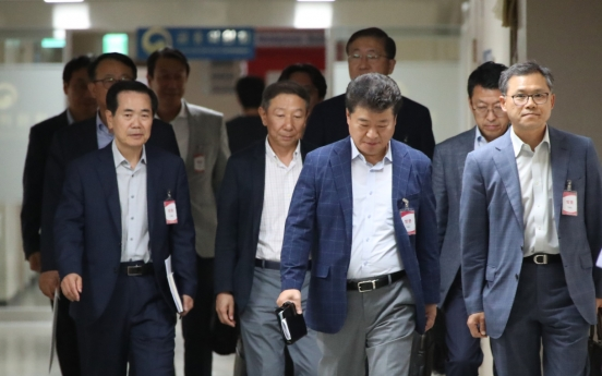 Korea speeds up steps to take Japan's 'chip move' to WTO