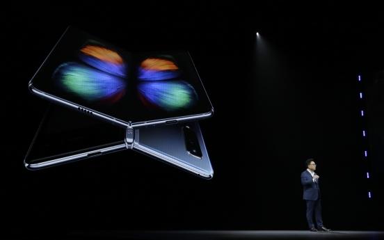Samsung Galaxy Fold internally ready for launch