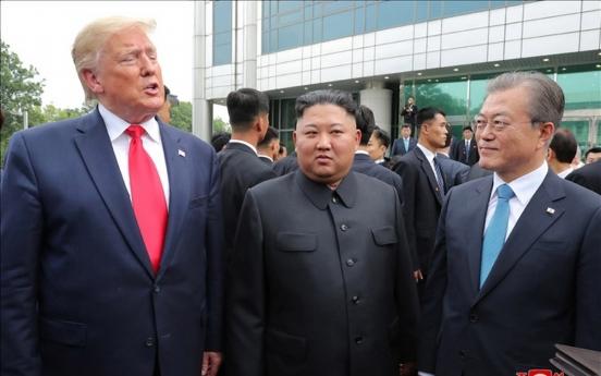 2nd inter-Korean summit set precedent for DMZ meeting: Kim