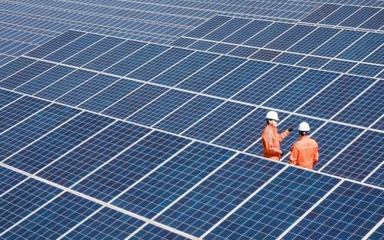 [Going Renewable (5)] South Korea faces solar power dilemma