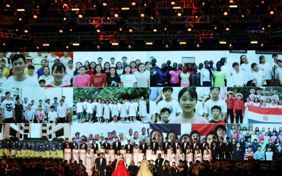 2019 IYF World Culture Camp kicks off in Busan