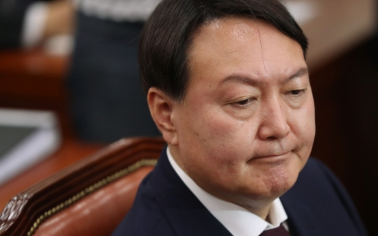 Prosecutor-general nominee under fire for alleged false testimony