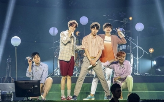 DAY6 aims to capture beautiful moment of youth in new album