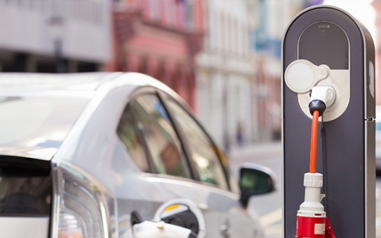 Korean oil refiners push into EV charging market