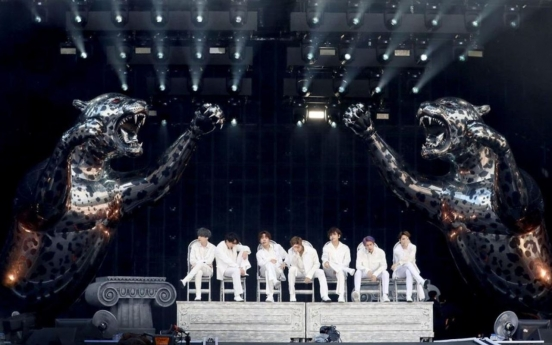 BTS wraps up Japan stadium tour