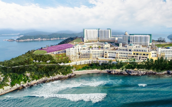 Sol Beach Hotel & Resort Jindo opens