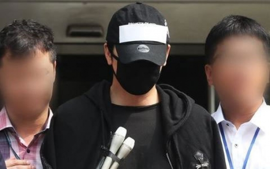 [News brief] Actor sent to prosecution for alleged sexual assault