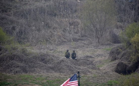 US-S.Korean military exercise to proceed - top S.Korean official