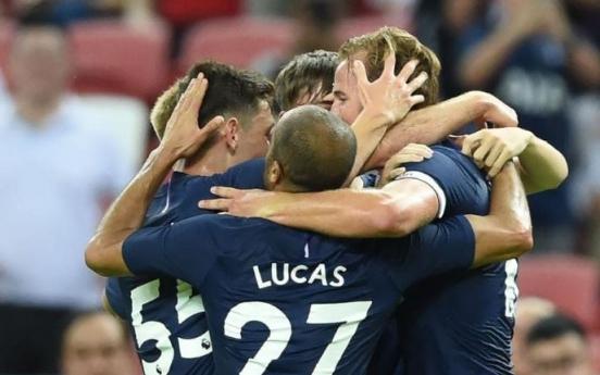Kane stunner earns Spurs victory over Juventus