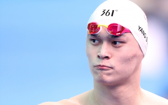 Swimmers 'don't trust' Sun as doping row boils over