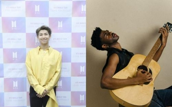BTS' RM, Lil Nas X team up for Seoul version of latter's Billboard-topping single