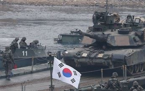 US has no plans to adjust military exercise with S. Korea: report