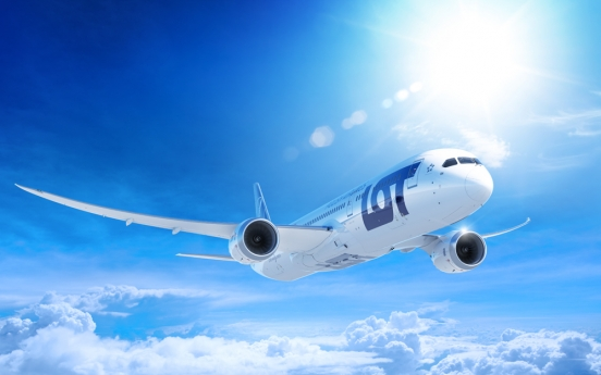 LOT Polish Airlines to launch Seoul-Budapest route in Sept.