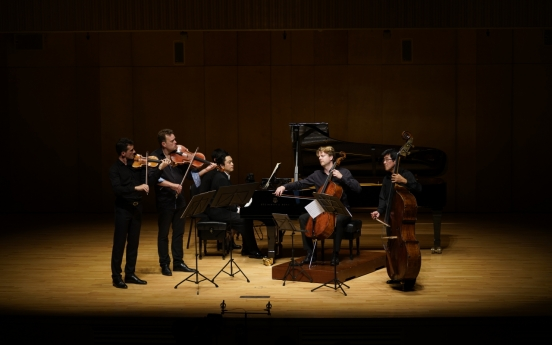 Mountains and music: Olympic city PyeongChang lifted up by classical music