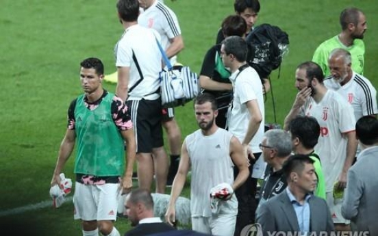 K League demand apology from Juventus for 'disappointing' exhibition match