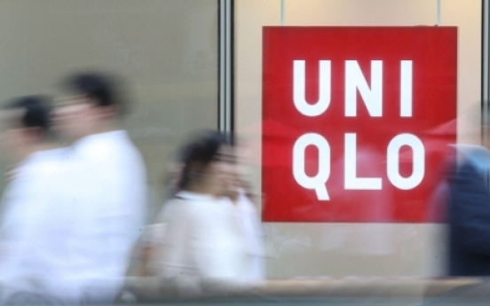 Uniqlo records 40 percent drop in sales, closes its Jongno 3-ga store