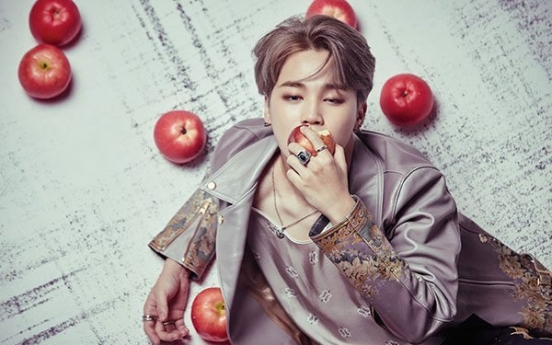 BTS Jimin sets new record with 3 songs with 50m streams on Spotify