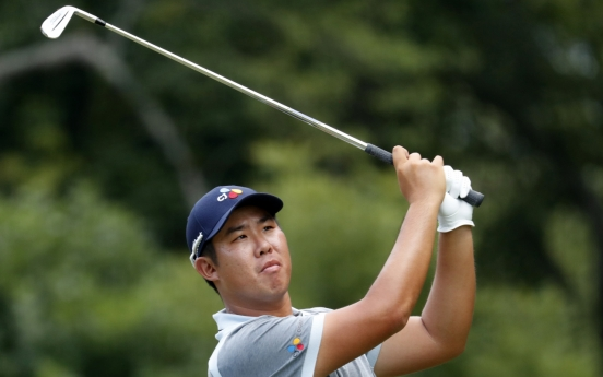 S. Korean An Byeong-hun finishes 2 shots short of 1st PGA win