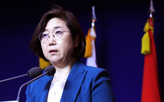 S. Korea reviews 'propriety' of military intel-sharing pact with Japan: ministry