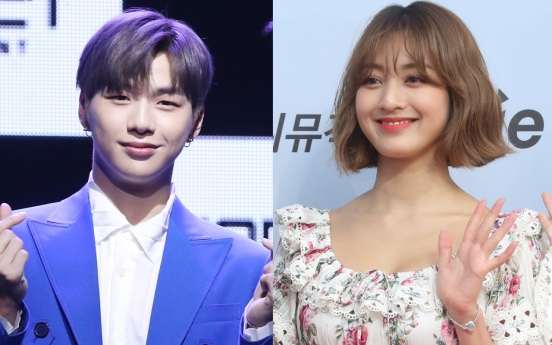 Kang Daniel, Jihyo of Twice dating, agencies confirm