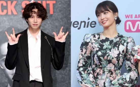 Kim Hee-chul, Twice's Momo deny dating reports