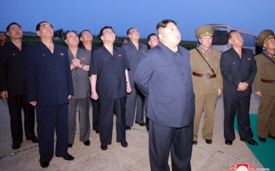 Pyongyang says projectiles a 'warning' to Seoul, US