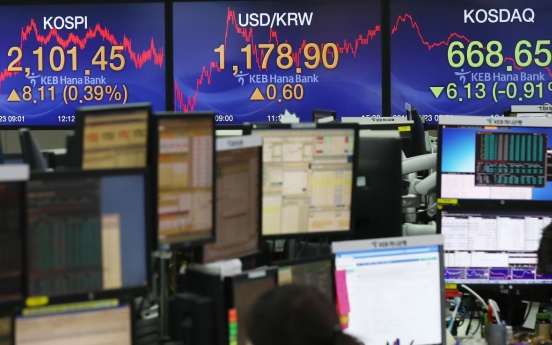 Seoul stocks dip for 6th straight session, Korean won slightly up amid US-China trade war woes